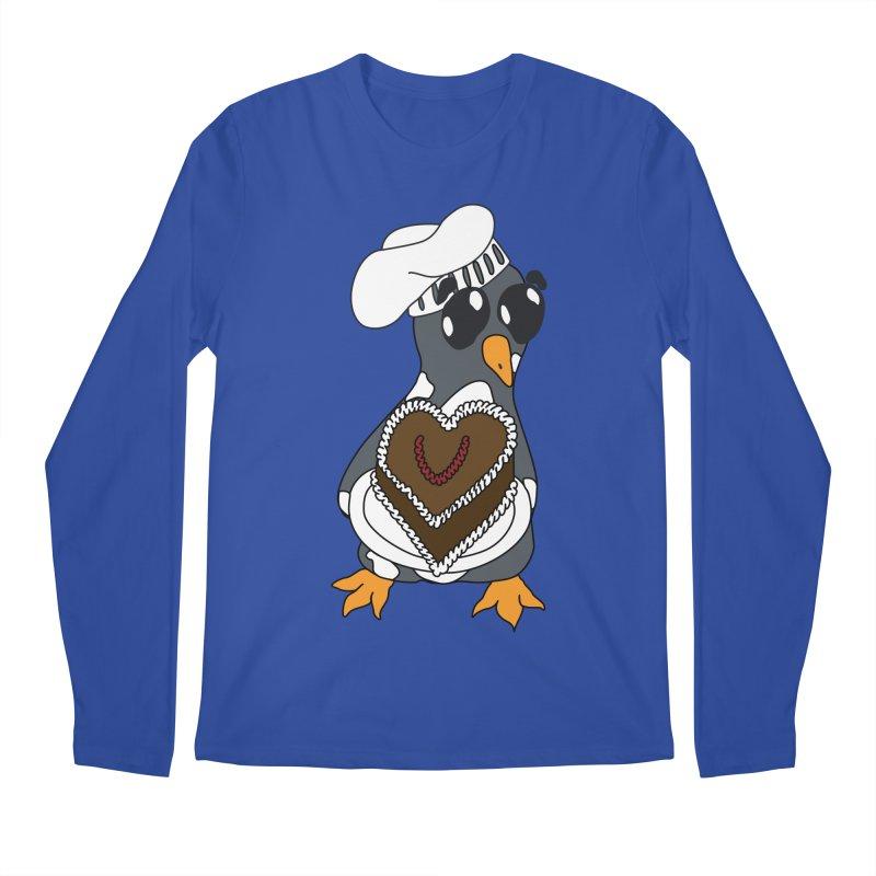 <3 U, baked Men's Regular Longsleeve T-Shirt by bluetea1400's Artist Shop