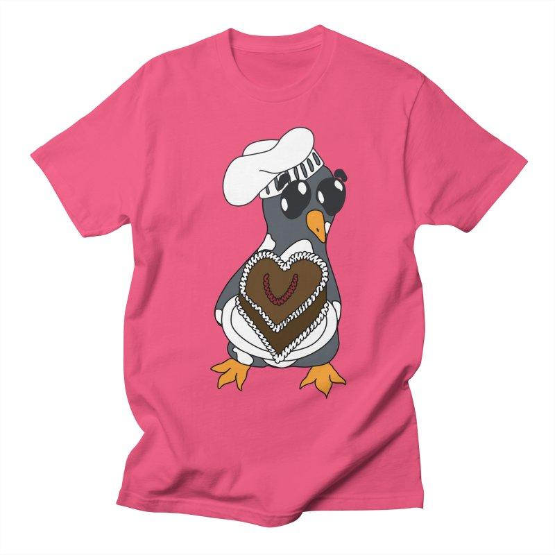 <3 U, baked Women's Regular Unisex T-Shirt by bluetea1400's Artist Shop