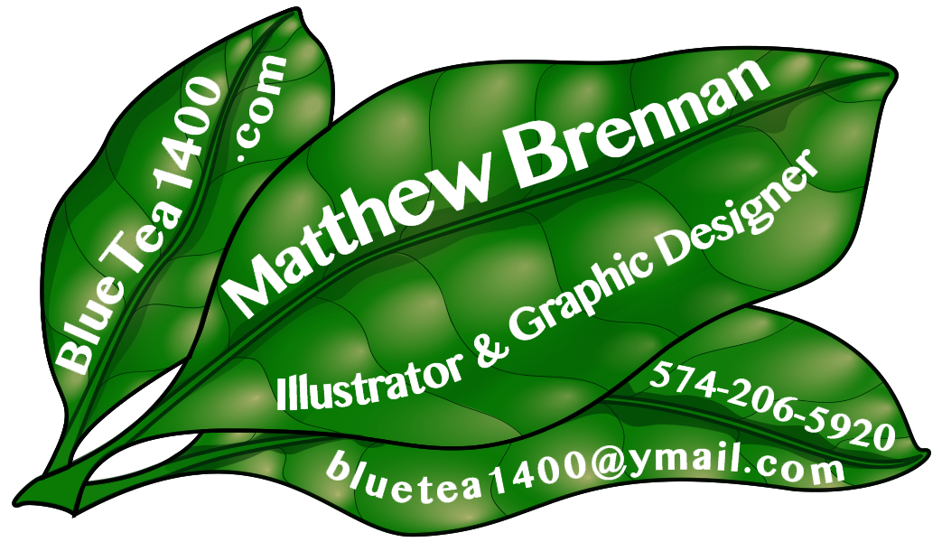 bluetea1400's Artist Shop Logo