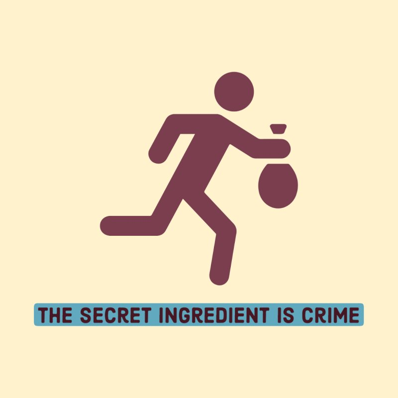 Secret Ingredient Men's T-Shirt by Blueteamgo's Shirt Shop