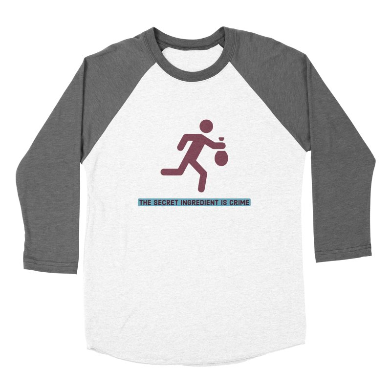 Secret Ingredient Women's Longsleeve T-Shirt by Blueteamgo's Shirt Shop