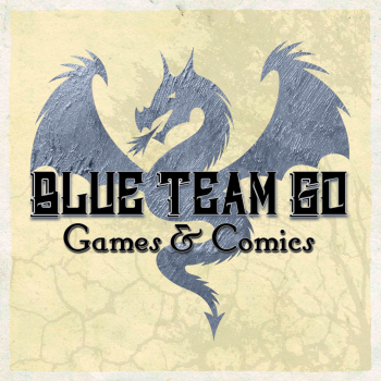 Blueteamgo's Shirt Shop Logo