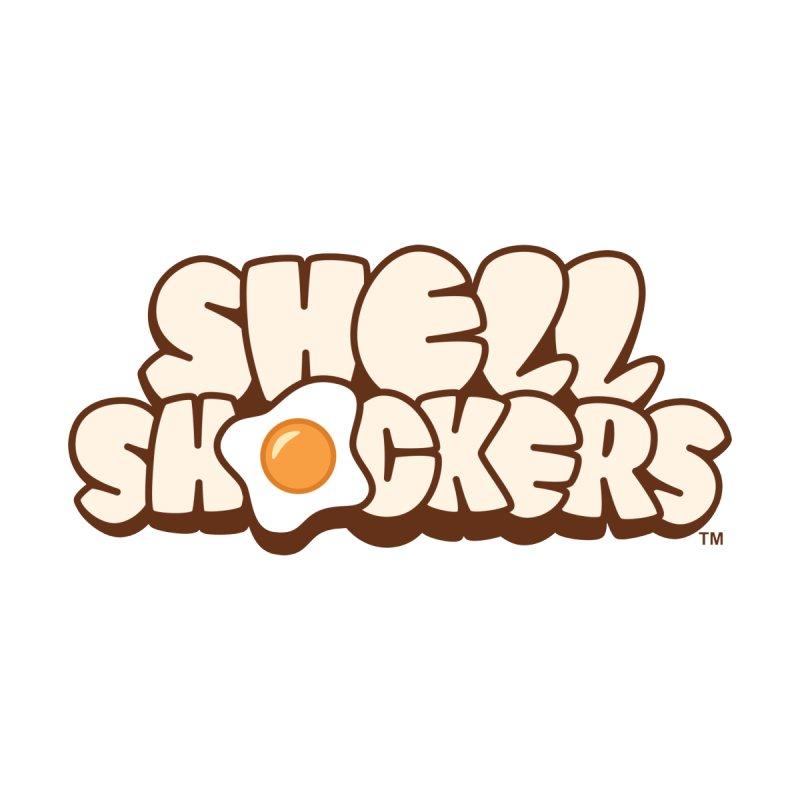 Shell Shockers - Extra Scrambled Accessories Sticker by Blue Wizard Digital