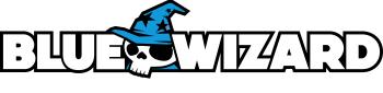 Blue Wizard Digital Logo