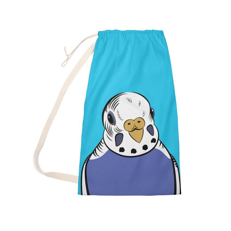 Bluey Boronia (official logo) Accessories Bag by Bluey Boronia & friends - Artist Shop