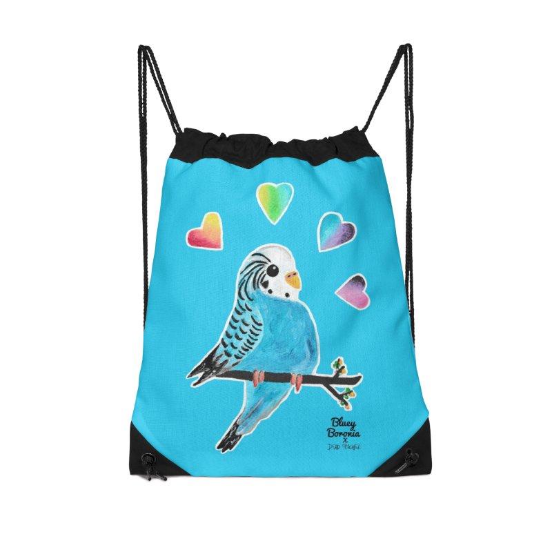 Bluey Boronia x Dead Peaceful (2020) Accessories Bag by Bluey Boronia & friends - Artist Shop