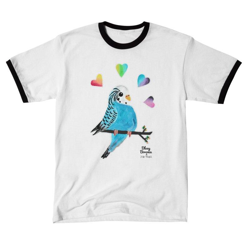 Bluey Boronia x Dead Peaceful (2020) Women's T-Shirt by Bluey Boronia & friends - Artist Shop