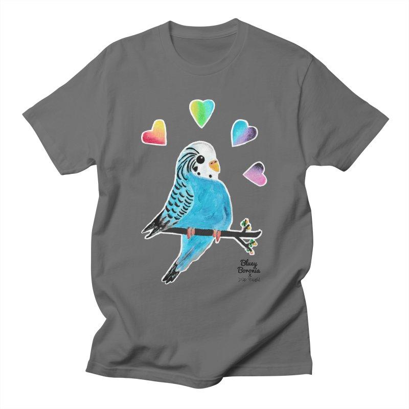 Bluey Boronia x Dead Peaceful (2020) Men's T-Shirt by Bluey Boronia & friends - Artist Shop