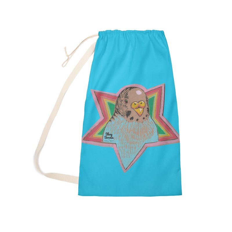 Bluey Boronia x Mitch Hearn (2020) Accessories Bag by Bluey Boronia & friends - Artist Shop