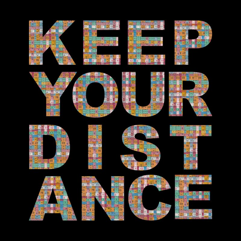 Keep your distance (BWT 2021) Home Throw Pillow by Bluey Boronia & friends - Artist Shop