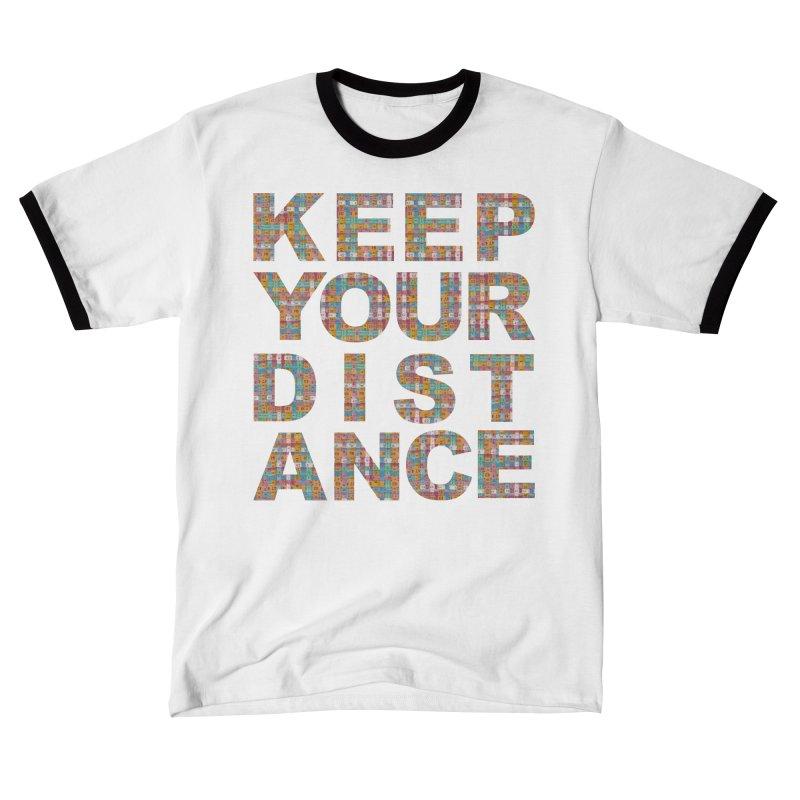 Keep your distance (BWT 2021) Women's T-Shirt by Bluey Boronia & friends - Artist Shop