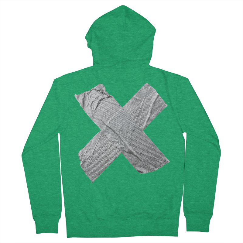 Fixed Men's Zip-Up Hoody by blunderingweejumble's Artist Shop