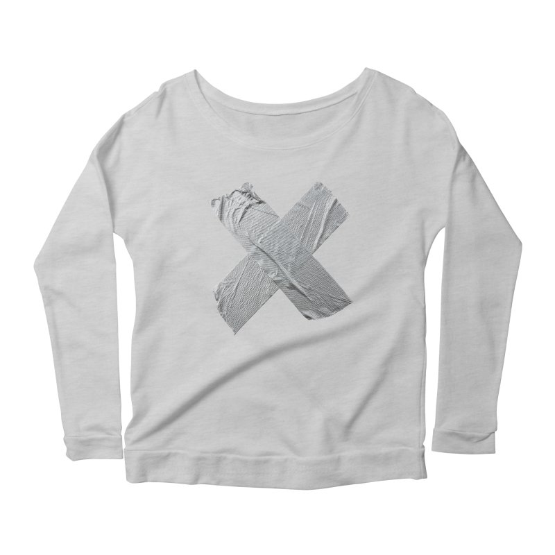 Fixed Women's Longsleeve Scoopneck  by blunderingweejumble's Artist Shop
