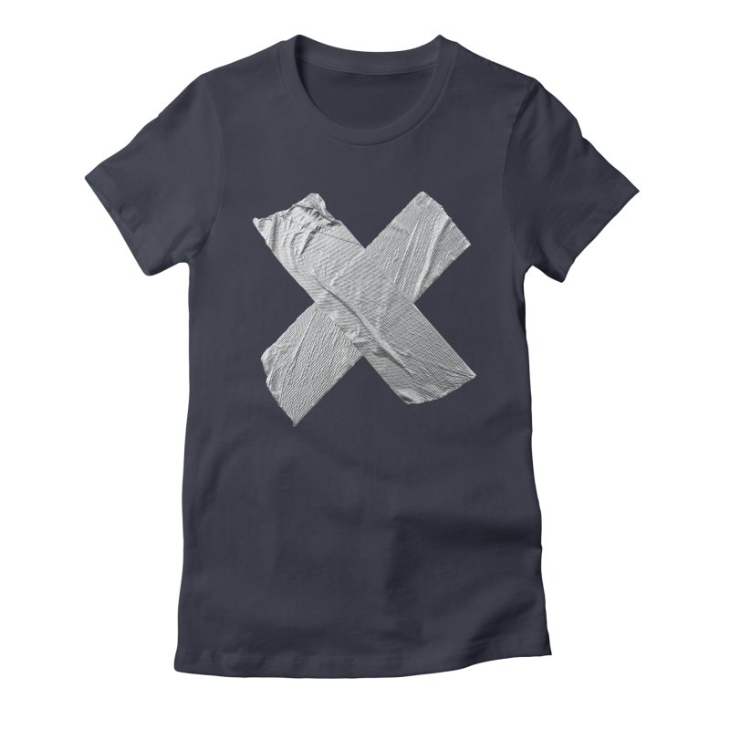 Fixed Women's Fitted T-Shirt by blunderingweejumble's Artist Shop
