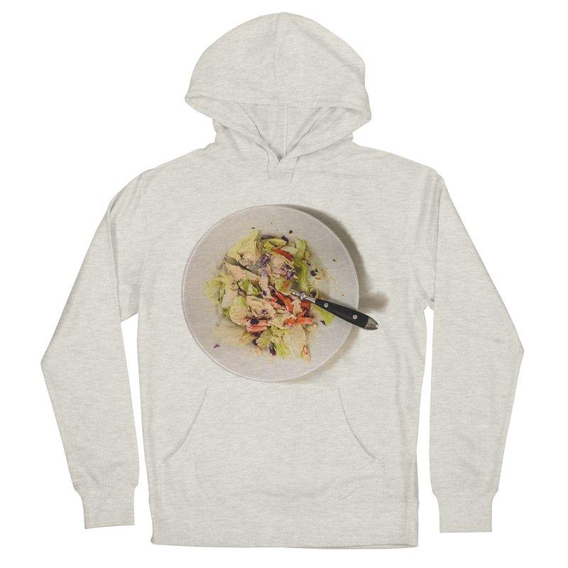 Green Salad #1 Men's Pullover Hoody by blunderingweejumble's Artist Shop