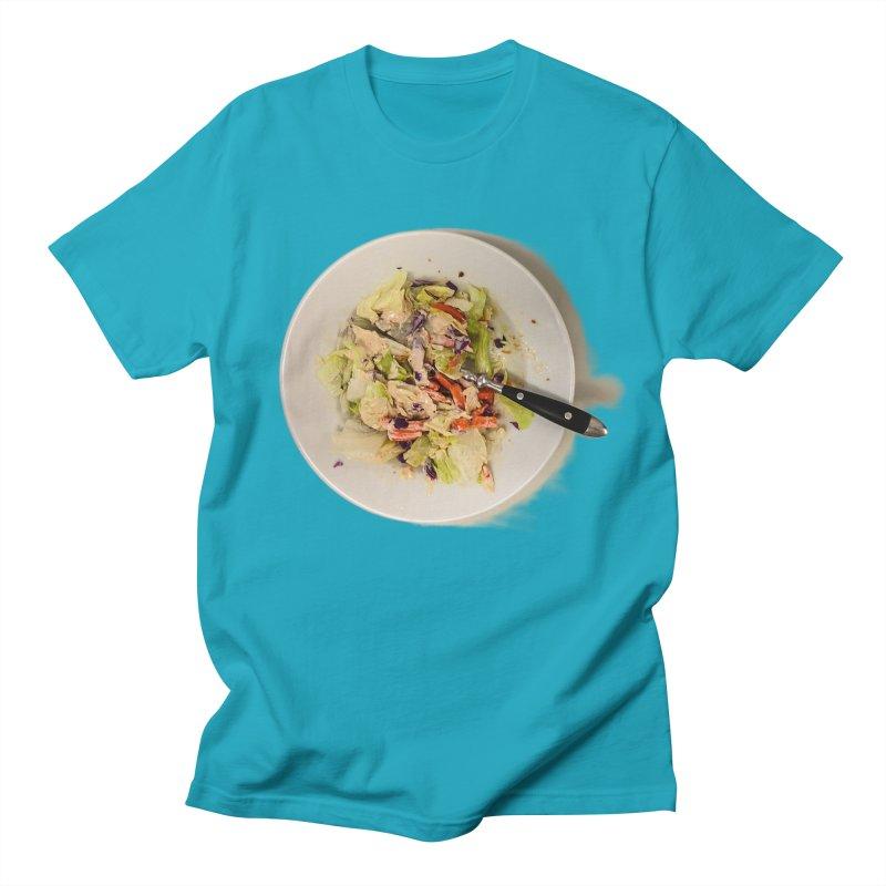 Green Salad #1 Women's Unisex T-Shirt by blunderingweejumble's Artist Shop