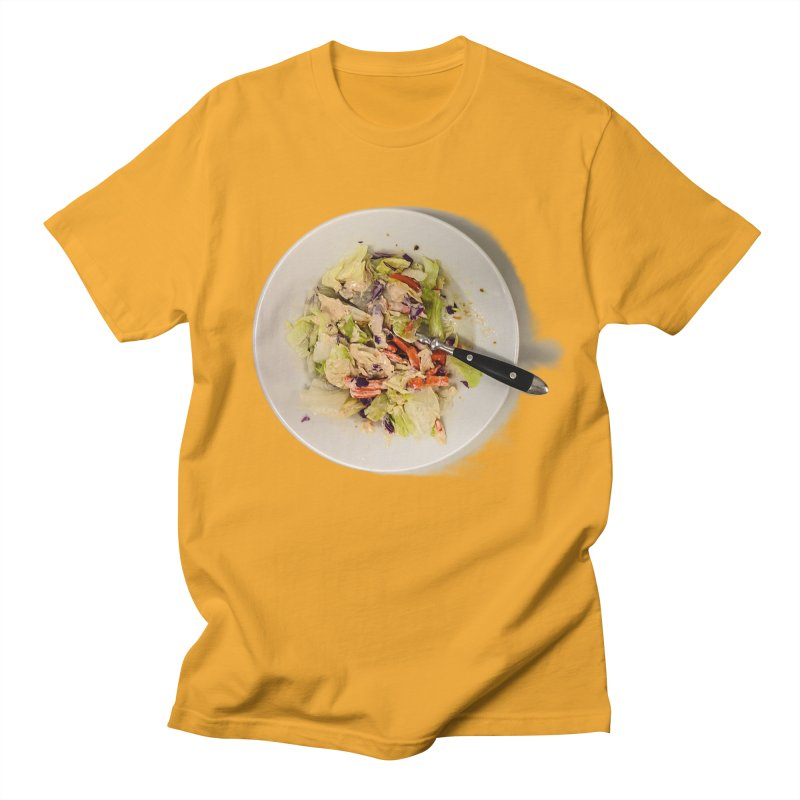 Green Salad #1 Women's Unisex T-Shirt by blunderingweejumble's Artist Shop