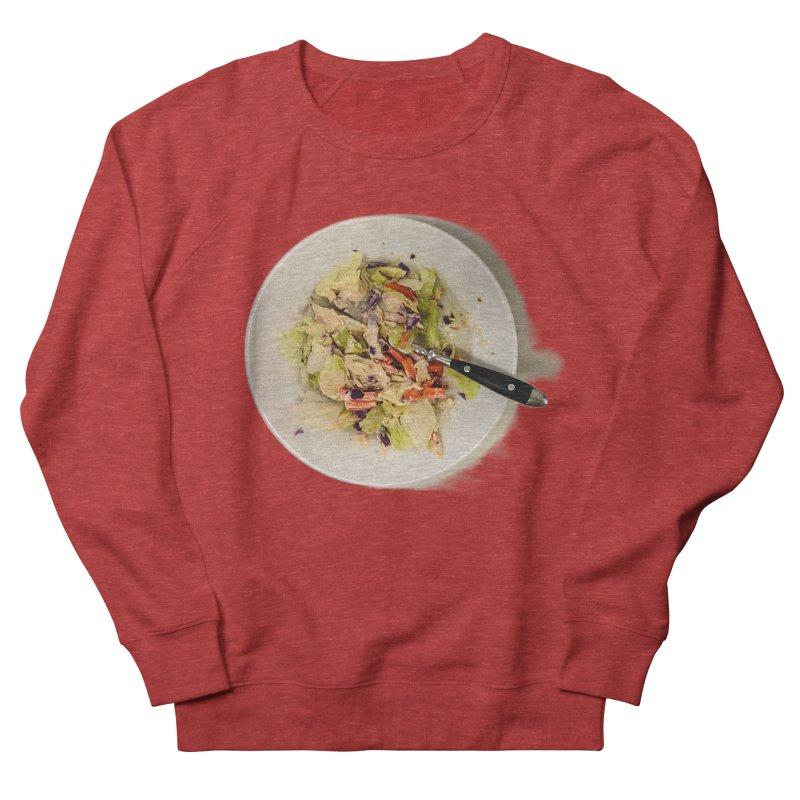 Green Salad #1 Women's Sweatshirt by blunderingweejumble's Artist Shop