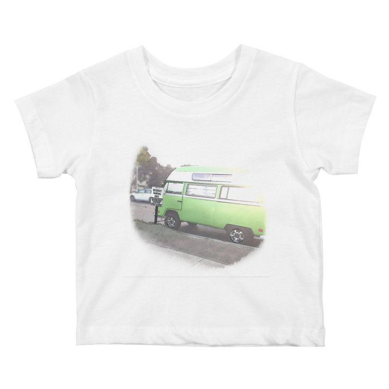 Camp Coronado Kids Baby T-Shirt by blunderingweejumble's Artist Shop
