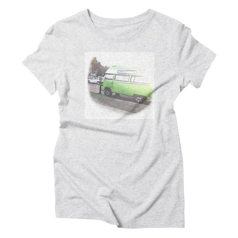Camp Coronado Women's Triblend T-Shirt by blunderingweejumble's Artist Shop