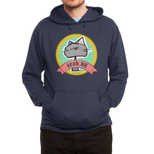 image for Yeah, no. Cat