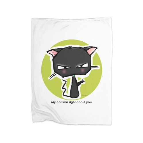 image for My Cat Was Right About You.