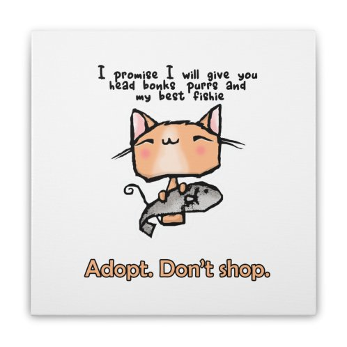 image for Adopt. Don't Shop.