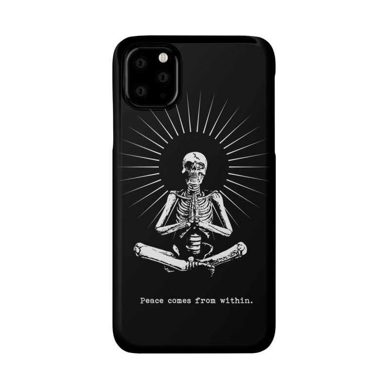 Peace from Within Accessories Phone Case by bmartinart's Artist Shop