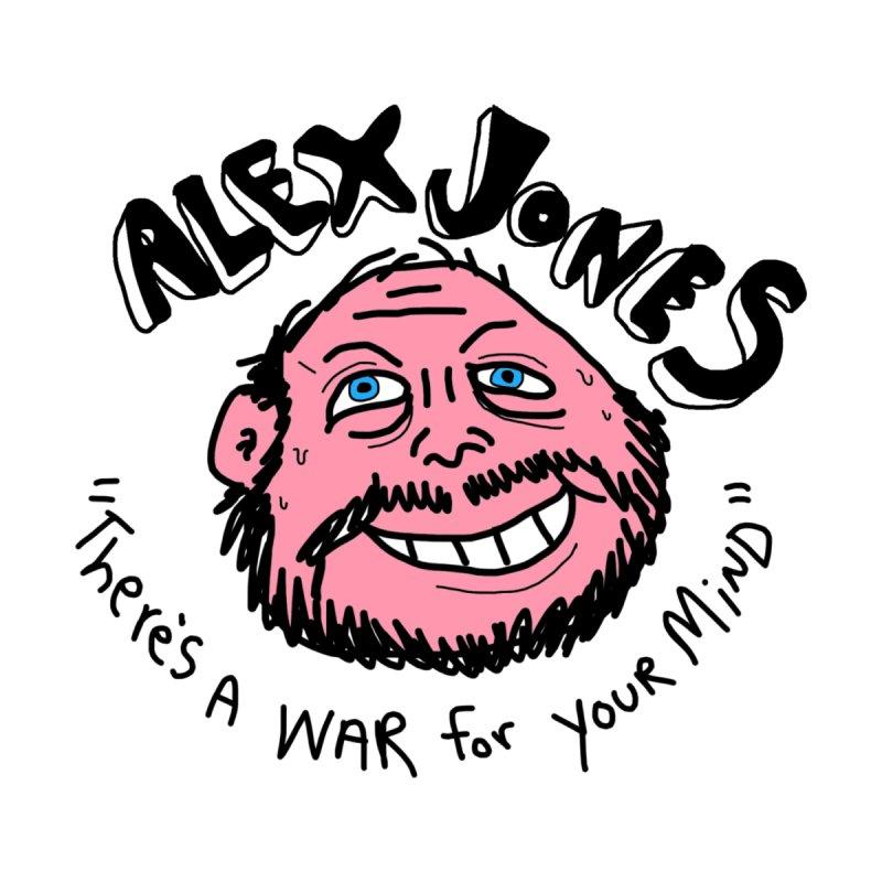 Alex Jones Loves You Men's T-Shirt by Boa Co.