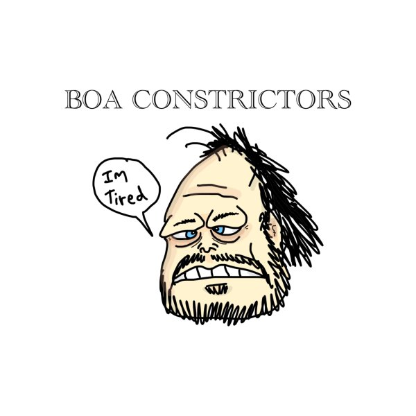 image for Boa Constrictors Band