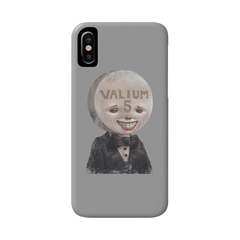 Pill Head Accessories Phone Case by Bob Dob