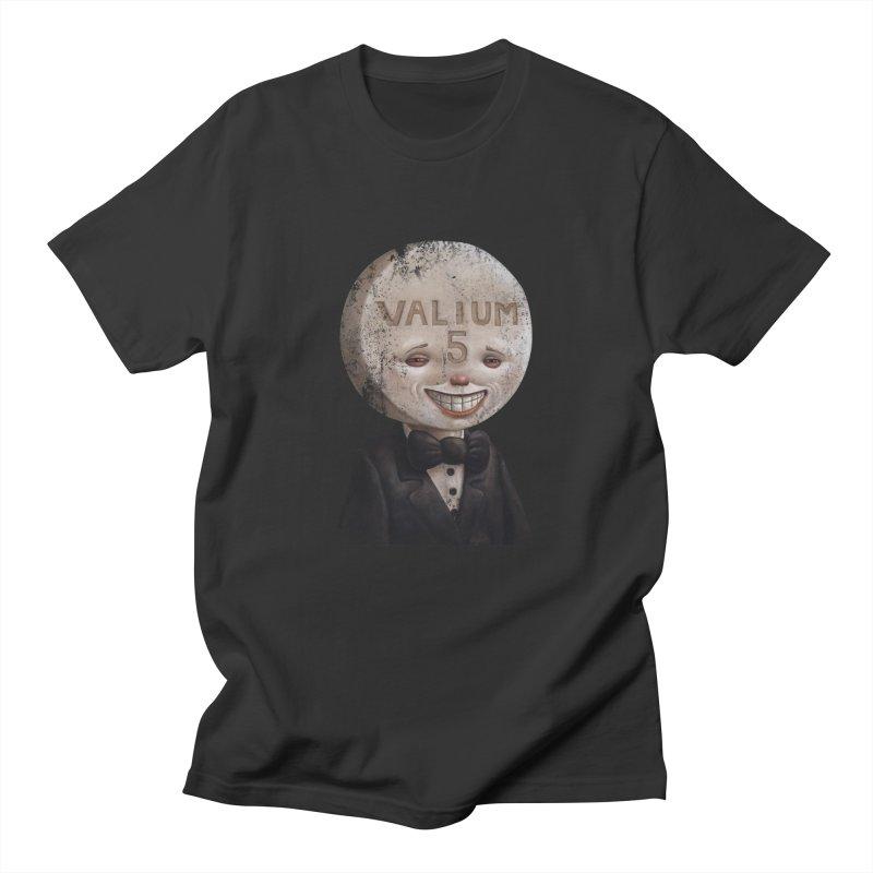 Pill Head Men's T-shirt by Bob Dob