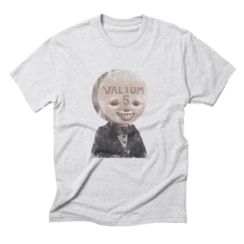 Pill Head Men's Triblend T-Shirt by Bob Dob