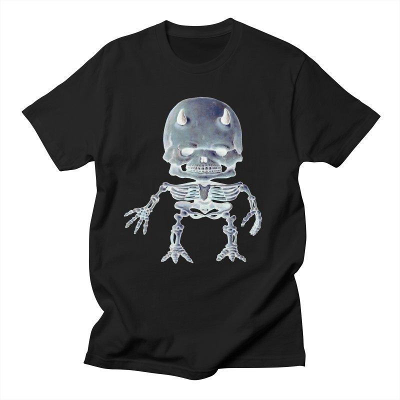 Luey Skeletal Inverted  Men's T-shirt by Bob Dob