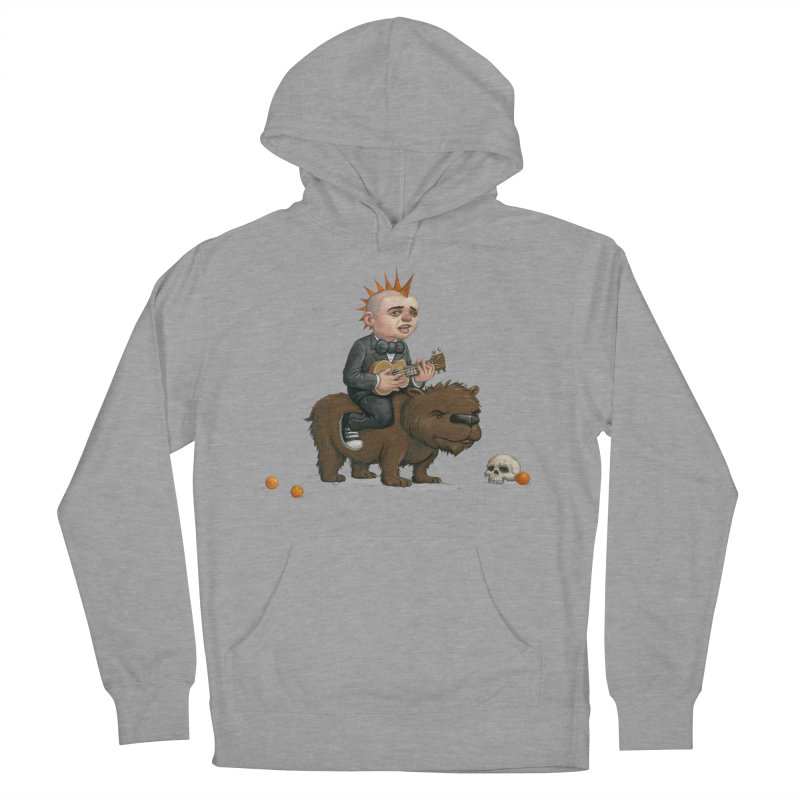 California Here I Come Men's Pullover Hoody by Bob Dob