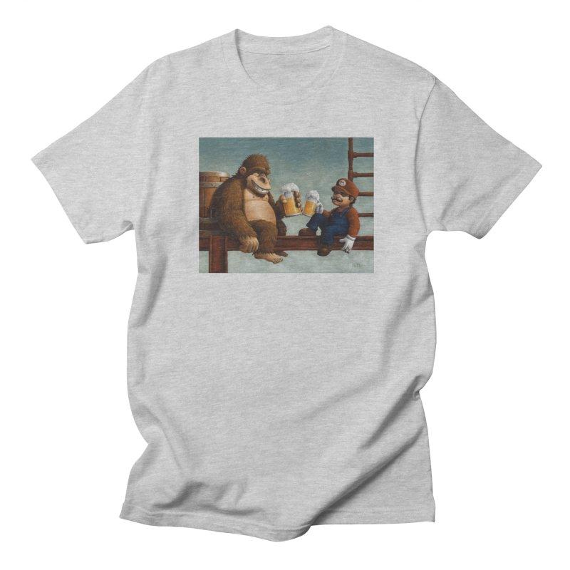 Cheers Men's T-shirt by Bob Dob