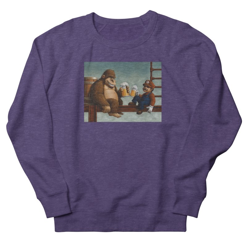 Cheers Men's Sweatshirt by Bob Dob