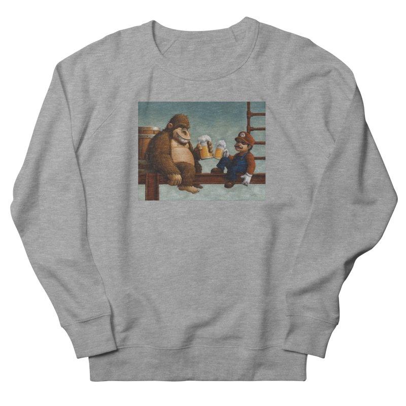 Cheers Men's Sweatshirt by Bob Dob