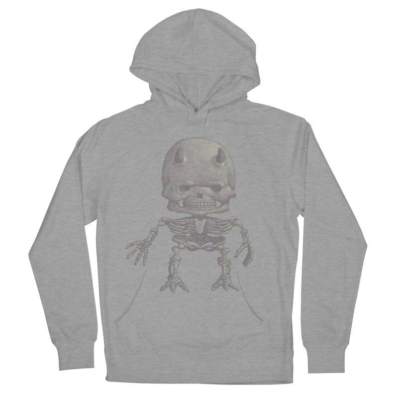 Luey Skeletal Women's Pullover Hoody by Bob Dob