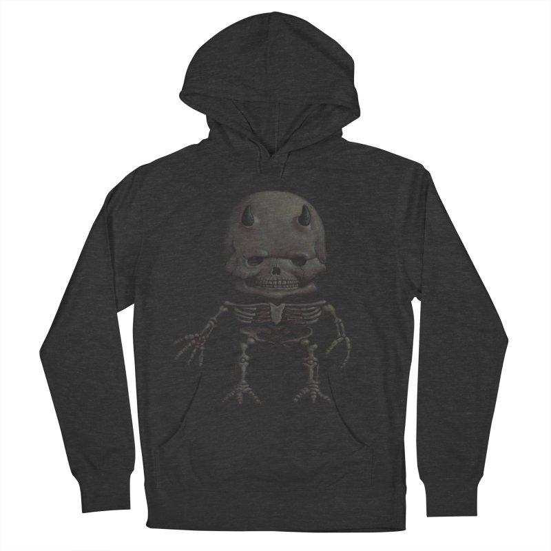 Luey Skeletal Men's Pullover Hoody by Bob Dob