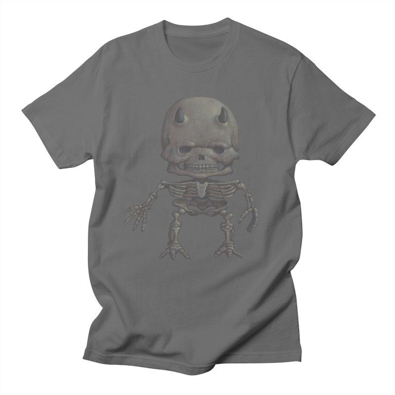 Luey Skeletal Men's T-shirt by Bob Dob