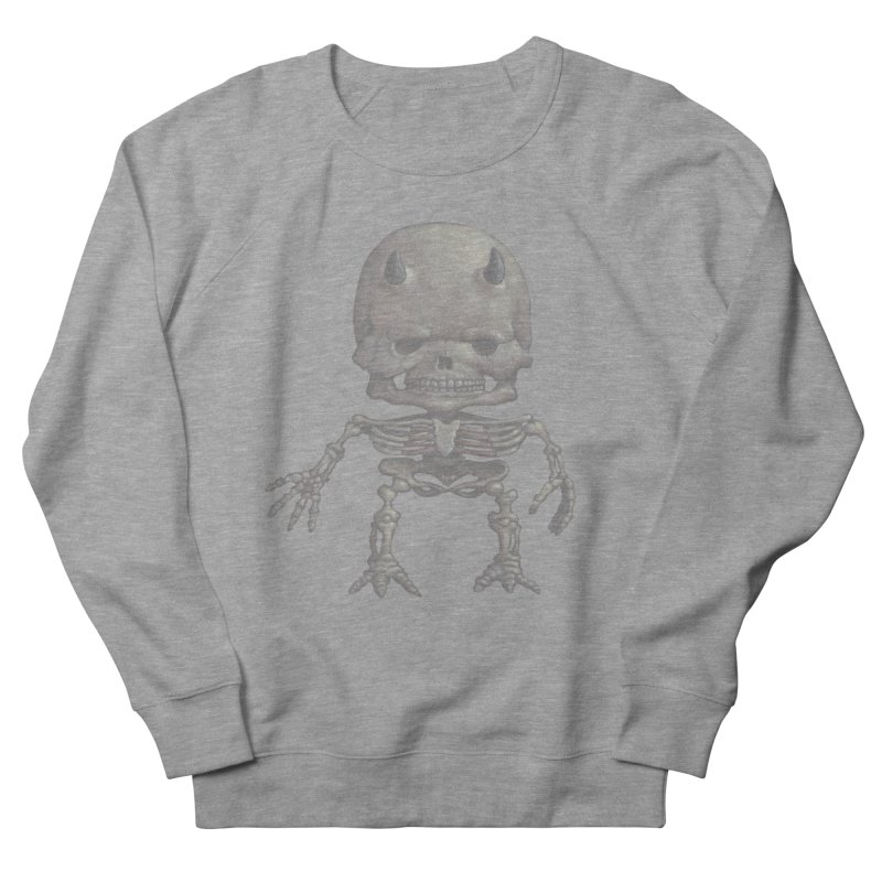 Luey Skeletal Men's Sweatshirt by Bob Dob