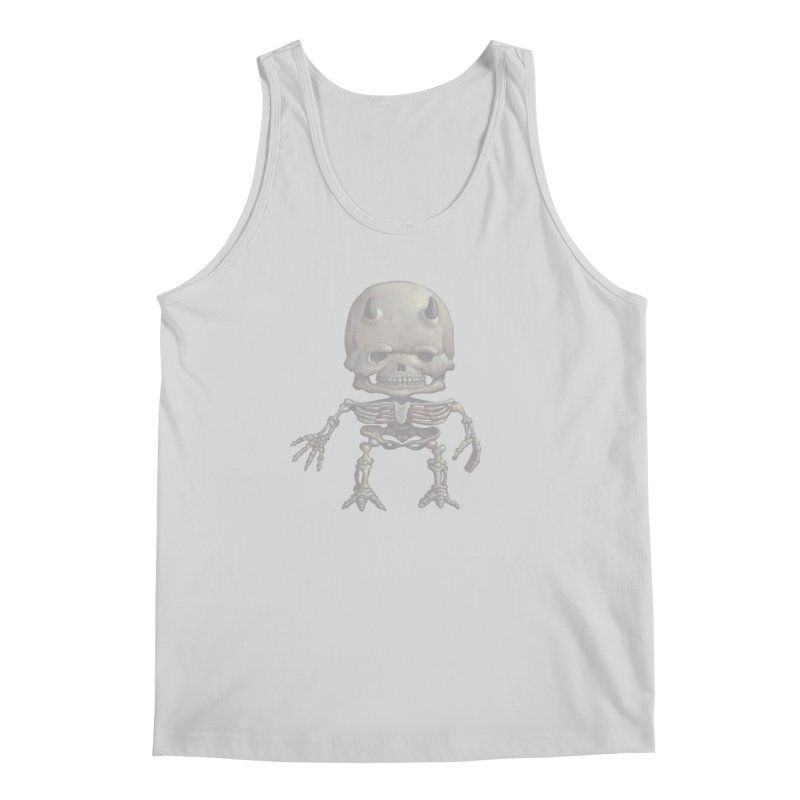 Luey Skeletal Men's Tank by Bob Dob