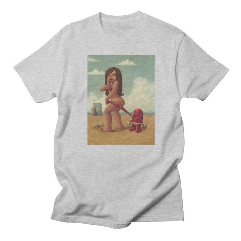 Milk and Cookies Men's T-Shirt by Bob Dob