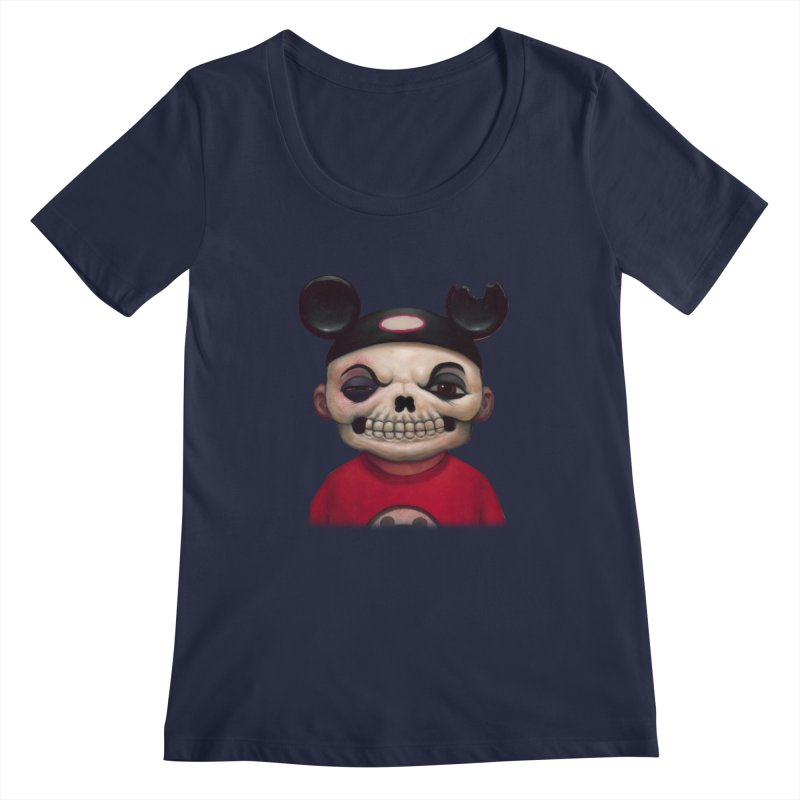 Mouseketeer Skully   by Bob Dob