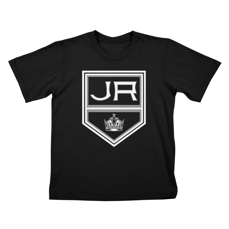 JR Kings Kids T-Shirt by Bob Dob