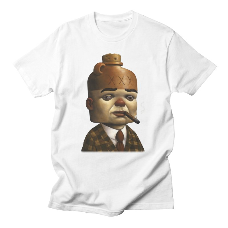 Jug Head Men's T-shirt by Bob Dob