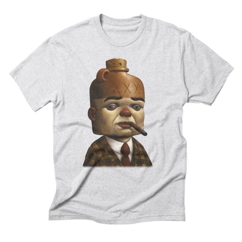 Jug Head Men's Triblend T-Shirt by Bob Dob
