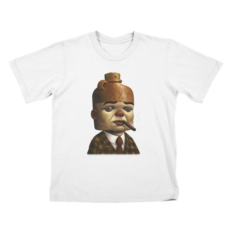 Jug Head Kids T-shirt by Bob Dob