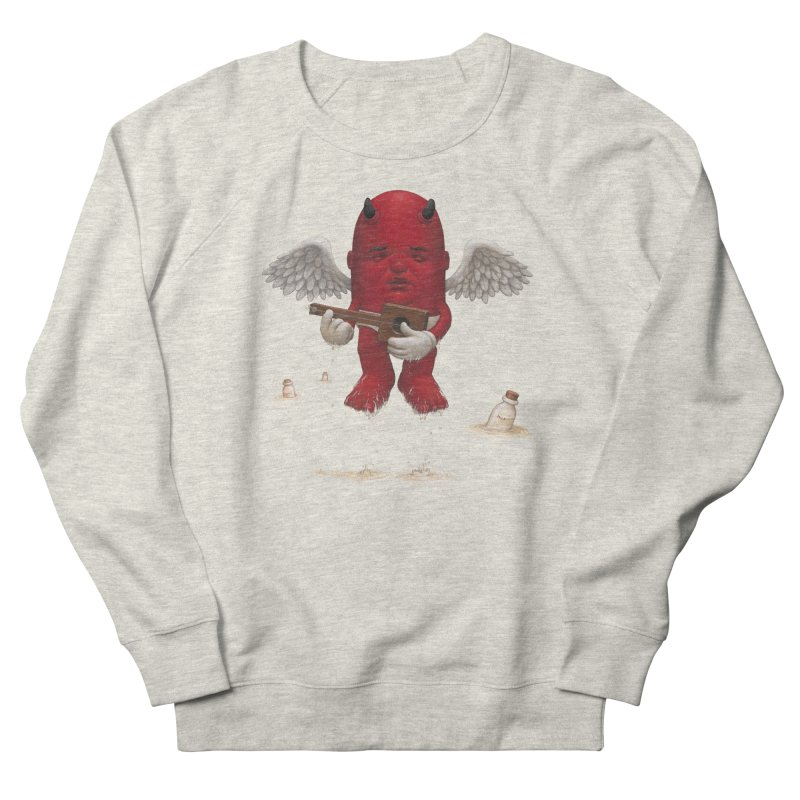 Soothing the Soul Men's Sweatshirt by Bob Dob
